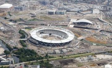 2012 Olympics Park to be named after the Queen