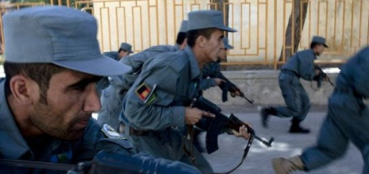 Conflict: Maulawi Jawadullah was responsible for a number of attacks on Afghan police forces
