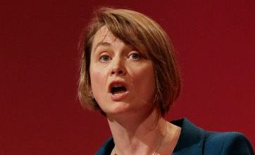 Yvette Cooper may beat husband Ed Balls to shadow chancellor role