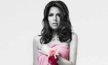 Danielle Lineker Tickled Pink for Asda