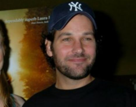 Paul Rudd fake penis