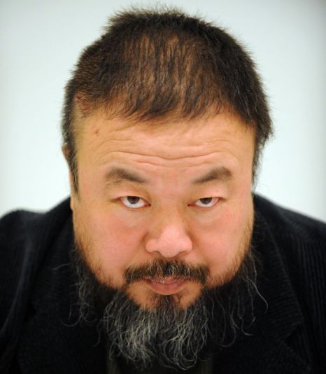 Political drive: Artist Ai Weiwei is an outspoken opponent of the communist Chinese government (Pic: Getty)