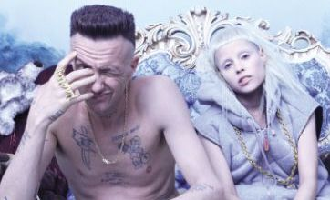 $O$ by Die Antwoord: The question is, are they morons?