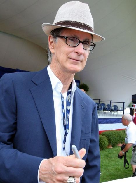 John W Henry, Liverpool buy-out