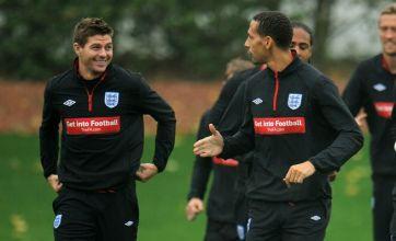 Gerrard and Ferdinand await England captaincy decision