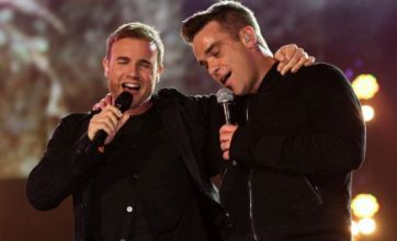 Robbie Williams to rejoin Take That on tour? Only a 'huge complication' will stop it happening.