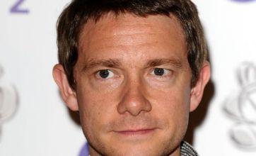 Sherlock's Martin Freeman: 'I still want to star in The Hobbit'