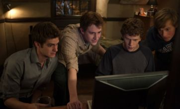 The Social Network still top of US box office