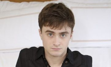 Daniel Radcliffe: 'I want to work my magic on sexy Broadway dancers'