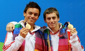 Tom Daley claims diving gold at Commonwealth Games