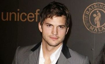 Ashton Kutcher and Demi Moore share tweet love
