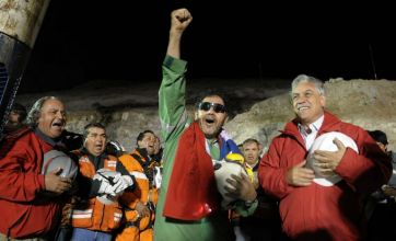 Chile rejoices as last miner is rescued