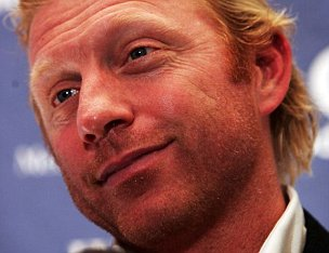 No coach: Boris Becker will not take over at the LTA (Getty)
