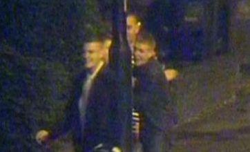 Halloween murder trio jailed for life