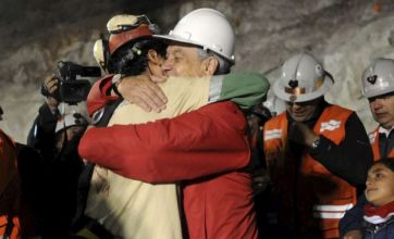 Chilean miners rescue: Rock The Week