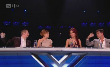 X Factor 2010: Cheryl Cole at war with Louis Walsh