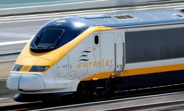 Eurostar cancels all services as strikers hit the streets
