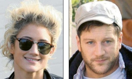 Katie Waissel and Matt Cardle
