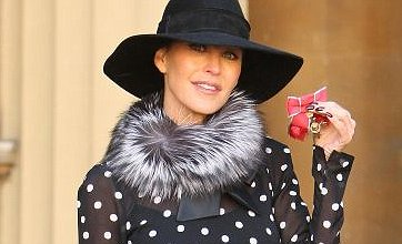 Tamara Mellon receives OBE for Jimmy Choo's services to fashion