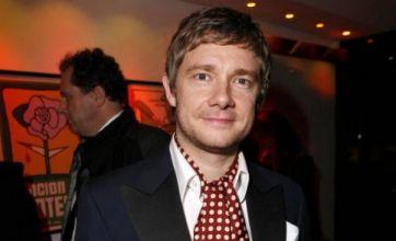 Martin Freeman cast as Bilbo Baggins in The Hobbit