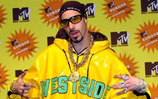 Ali G: not massive in Staines (Pic: PA)