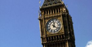 Big Ben: Foreigners are barred from visiting the famous clock tower (Alamy)