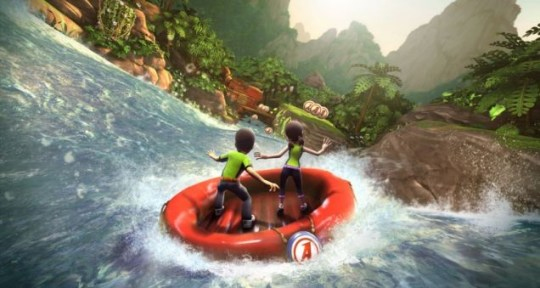 Games review – Kinect Adventures! is born free | Metro News
