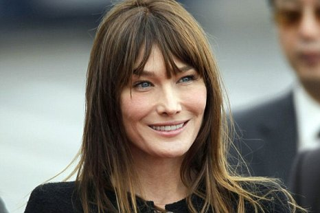 Iran has branded Carla Bruni an adulteress with a 'vastly immoral lifestyle'  (AFP/Getty)
