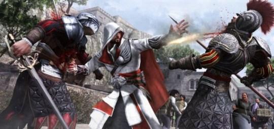 Assassin's Creed: Brotherhood (360) – the not-so-silent assassin
