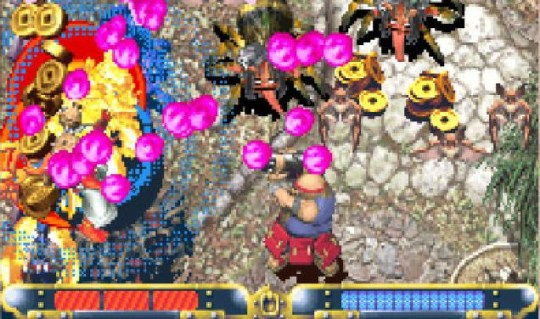 Guwange – bullet hell comes to Xbox Live Arcade