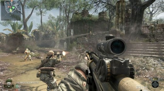 Call Of Duty: Black Ops – there's a hidden code in it, that isn't hidden anymore