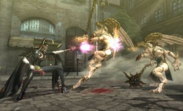 Games review – Bayonetta will fly you to the moon