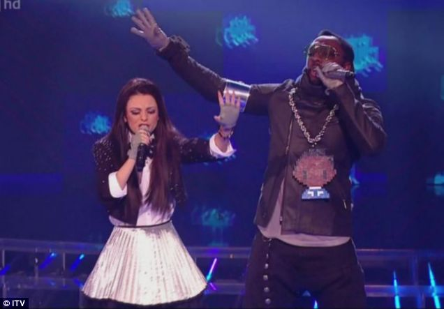 Will.i.am is reportedly set to offer Cher Lloyd a record deal