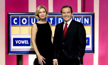 Rachel Riley spells out 'Orgasmed' on Countdown