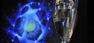 The Champions League last-16 draw takes place in Nyon, Switzerland (Getty)