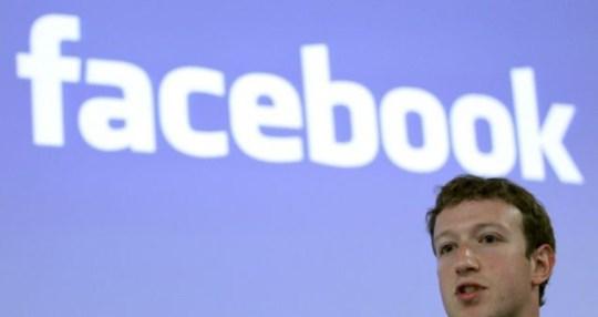 Ooops: Facebook CEO Mark Zuckerberg