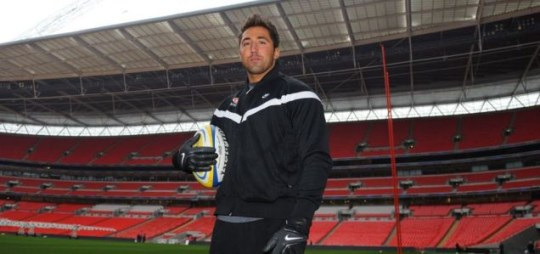 Focussed: Gavin Henson (Action Images)