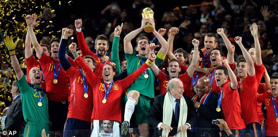 Join our team and be part of World Cup Club Metro