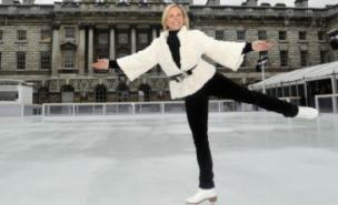 Dancing On Ice's Jayne Torvill says David Beckham is her ideal contestant (PA)