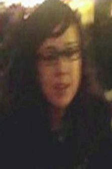 Police wish to trace this woman in connection with serious disorder in central London during December's student protests