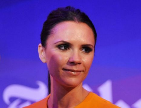 Victoria Beckham wants to smile more  (Photo: Getty Images)