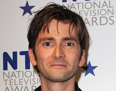 Will David Tennant play an elf in The Hobbit? (Pic: PA)
