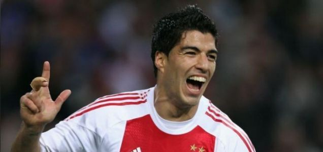 Luis Suarez has attracted attention from Spurs, Liverpool, Manchester United and Real Madrid