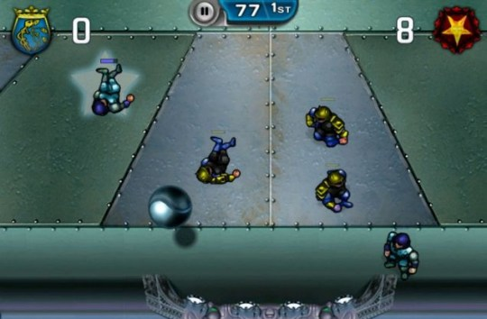 Speedball 2: Evolution is brutal deluxe – games review