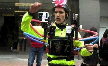 World's geekiest marathon man to run in Tokyo with YouTube/Twitter pack