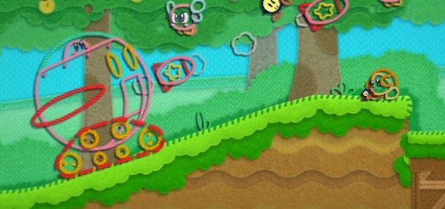 Kirby's Epic Yarn: deeply felt