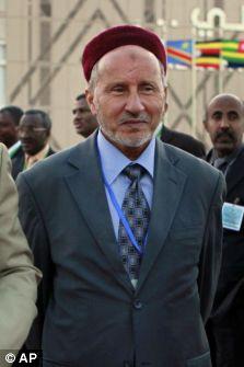 Gaddafi Lockerbie