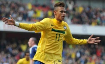 Neymar racism claims at Brazil friendly denied by Scotland fans