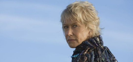 In The Tempest, Prospero, the domineering male magician hero, is recast as a commanding and courageous woman, Helen Mirren
