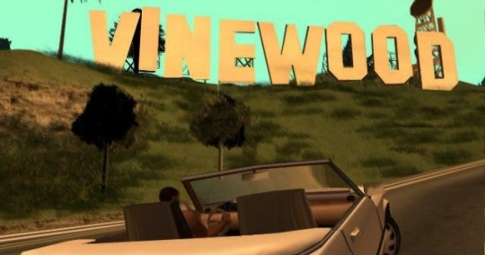 Vinewood: is this where you'll be going for Grand Theft Auto V?